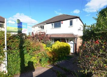 Thumbnail 3 bed semi-detached house for sale in Hilltop Avenue, Basford, Newcastle-Under-Lyme