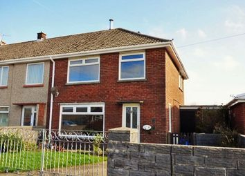 Thumbnail 4 bed end terrace house for sale in Bryn Awel, Bettws