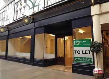 Thumbnail Retail premises to let in 7-9, The Arcade, Bedford