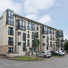 Thumbnail 2 bed flat to rent in Colonsay Close, Granton, Edinburgh