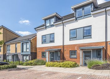 Thumbnail 3 bed town house for sale in Midgham Way, Reading