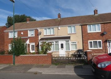 Thumbnail 2 bed terraced house for sale in Hogarth Road, Whiteleas, South Shields