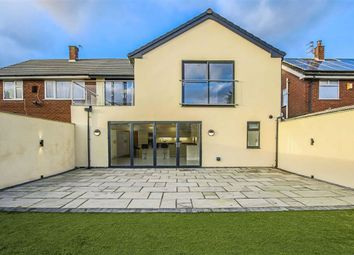 Thumbnail 5 bed semi-detached house for sale in Acresfield Road, Salford