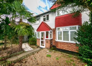 Thumbnail 4 bed semi-detached house for sale in Rivermeads Avenue, Twickenham