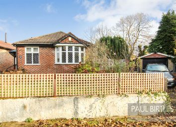 Thumbnail 2 bed detached bungalow for sale in Millford Avenue, Flixton, Manchester