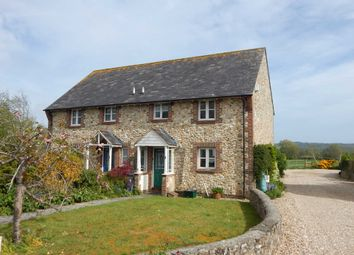 Thumbnail 3 bed semi-detached house for sale in Roselands Cottages, Dolphin St, Colyton