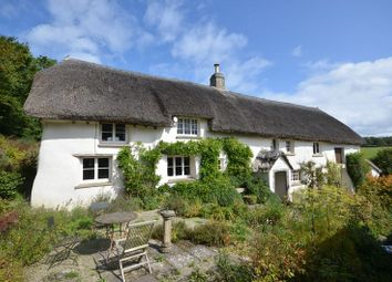 Thumbnail 5 bed property for sale in East Down, Dunsford, Exeter
