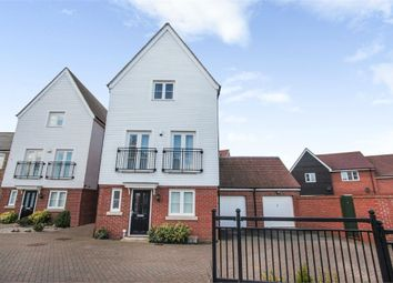 Thumbnail 4 bed detached house for sale in Little Causeway, Wixams, Bedford