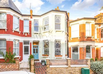 Thumbnail 4 bed terraced house for sale in Hewitt Road, Harringay