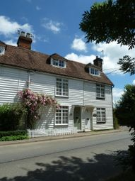 Thumbnail 3 bed cottage for sale in Albion Road, Marden, Tonbridge