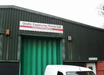 Thumbnail Industrial for sale in Unit 6, 417 Corporation Road, Birkenhead