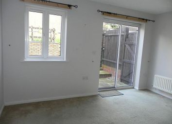 Thumbnail 2 bedroom link-detached house to rent in 15 Fox Close, Two Gates, Tamworth, Staffs