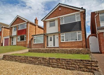 Thumbnail 4 bedroom detached house for sale in Brownlow Drive, Rise Park, Nottingham