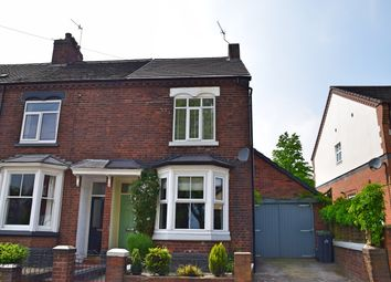 Thumbnail 2 bed end terrace house for sale in Victoria Street, Hartshill, Stoke-On-Trent