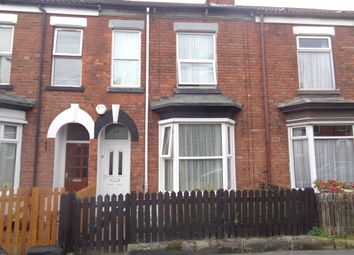 Thumbnail 4 bed terraced house for sale in Washington Street, Hull