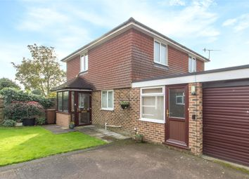 Thumbnail 3 bed detached house for sale in Roseacre, Hurst Green, Oxted, Surrey