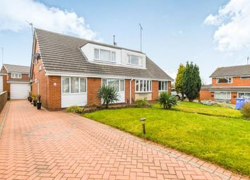 Thumbnail 4 bed semi-detached house for sale in Eskdale Close, Beechwood, Runcorn, Cheshire