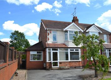 Thumbnail 3 bedroom semi-detached house for sale in Hinckley Road, Walsgrave, Coventry, West Midlands