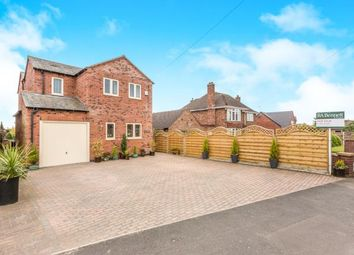 Thumbnail 3 bed detached house for sale in Meadow View, Green Lane, Bevere, Worcester