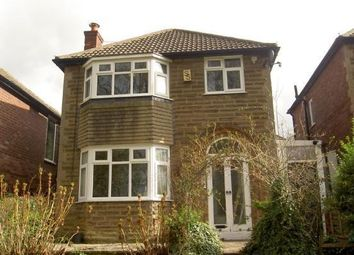 Thumbnail 3 bed detached house to rent in Norfolk Park Avenue, Sheffield