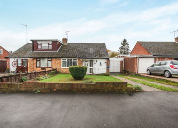 Thumbnail 2 bed semi-detached bungalow for sale in Calverton Road, Luton