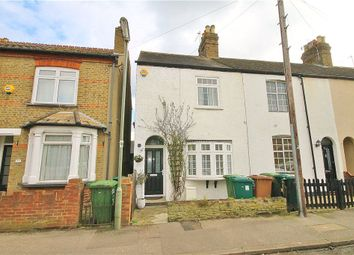 Thumbnail 3 bed end terrace house for sale in Chestnut Grove, Staines-Upon-Thames, Surrey
