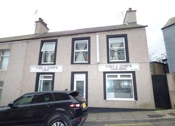 Thumbnail 2 bed end terrace house for sale in St. Cybi Street, Holyhead, Sir Ynys Mon