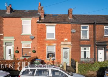 Thumbnail 2 bed terraced house for sale in Heapey Road, Heapey, Chorley