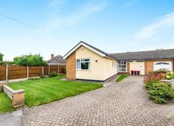 Thumbnail 3 bed detached bungalow for sale in Almond Court, Lincoln