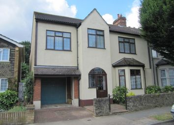 Thumbnail 4 bed terraced house for sale in Forest Road, Romford