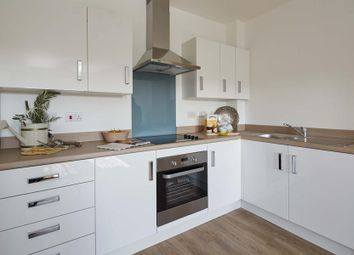 Thumbnail 2 bed flat for sale in Lady Margaret Road, Ifield, Crawley