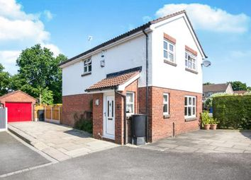 Thumbnail 4 bed detached house for sale in Staveton Close, Bramhall, Stockport, Greater Manchester