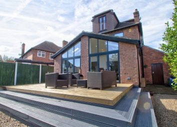 Thumbnail 4 bedroom detached house to rent in Rodney Road, West Bridgford, Nottingham