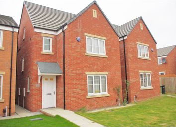Thumbnail 4 bed detached house for sale in Pennwell Garth, Leeds