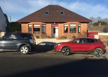 Thumbnail 4 bed detached bungalow for sale in Madeira Street, Greenock