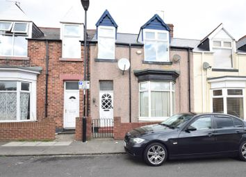 Thumbnail 3 bed terraced house for sale in General Graham Street, Sunderland