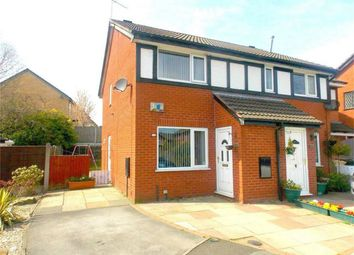 Thumbnail 2 bedroom semi-detached house for sale in Weavers Green, Farnworth, Bolton, Lancashire