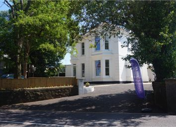 Thumbnail 3 bed flat to rent in Totnes Road, Paignton