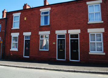 Thumbnail 2 bed terraced house for sale in Chapel Lane, Stockton Heath, Warrington