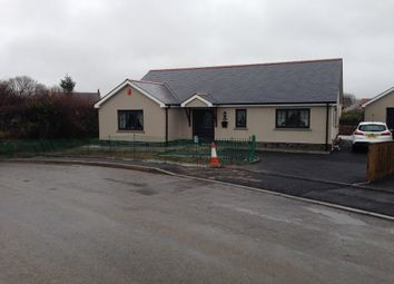 Thumbnail 3 bedroom detached bungalow for sale in Heol Y Banc, Bancffosfelen, Llanelli