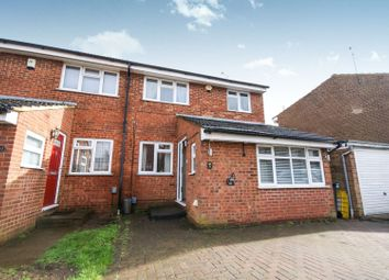 Thumbnail 4 bed semi-detached house for sale in Wolston Close, Luton