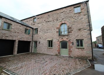 Thumbnail 4 bed semi-detached house for sale in The Byre, Croft Street, Kirkby Stephen, Cumbria