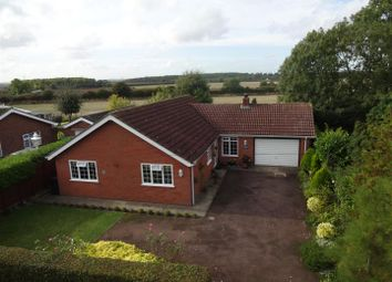 Thumbnail 3 bedroom detached bungalow for sale in Field Lane, Ewerby, Sleaford