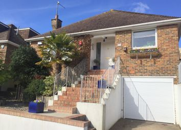 Thumbnail 3 bed bungalow for sale in Ovingdean Close, Ovingdean, Brighton