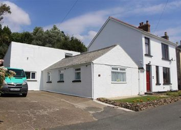 Thumbnail 3 bed detached house for sale in Church Road, Llanstadwell, Milford Haven