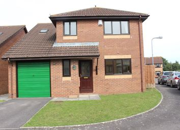 Thumbnail 4 bed detached house for sale in Warlow Close, St Athan