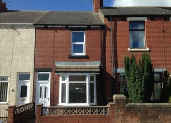 Thumbnail 3 bed terraced house to rent in Fleming Field, Shotton Colliery, Durham