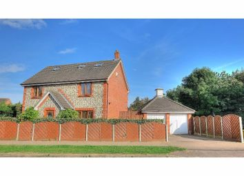 Thumbnail 6 bed detached house for sale in Longdale, Drayton, Norwich