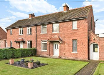 Thumbnail 3 bed semi-detached house for sale in Holborn Estate, Barmby Moor, York
