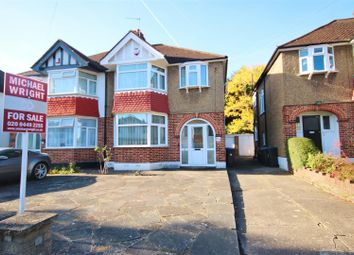 Thumbnail 3 bed semi-detached house for sale in Gloucester Gardens, Cockfosters, Barnet